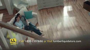 Lumber Liquidators Professional Flooring Installation TV Spot, 'Fresh Look' - Thumbnail 7