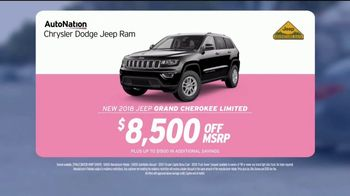 AutoNation TV Spot, 'One Step Closer: 1500 and Grand Cherokee' Song by Andy Grammer - Thumbnail 10