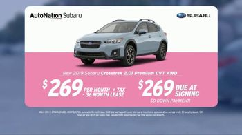 AutoNation TV Spot, 'One Step Closer: 2019 Crosstrek' - Thumbnail 8