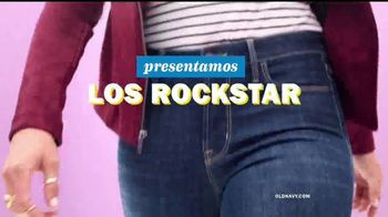 Old Navy Rockstar TV Spot, 'Dile hola a los jeans Rockstar' canción de Janelle Monáe [Spanish] - Thumbnail 2