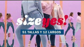 Old Navy Rockstar TV Spot, 'Dile hola a los jeans Rockstar' canción de Janelle Monáe [Spanish] - Thumbnail 9