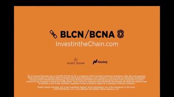Reality Shares Blockchain ETFs TV Spot, 'Tickers: BLCN & BCNA' - Thumbnail 8