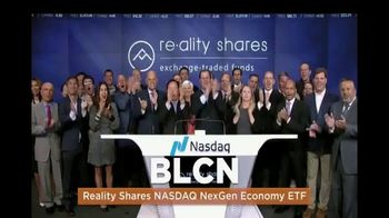 Reality Shares Blockchain ETFs TV Spot, 'Tickers: BLCN & BCNA' - Thumbnail 4