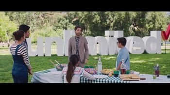Verizon Unlimited TV Spot, 'BBQ Jams' Featuring Thomas Middleditch - Thumbnail 7