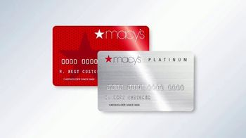 Macy's Thanks for Sharing TV Spot, 'Get More Rewards' - Thumbnail 1