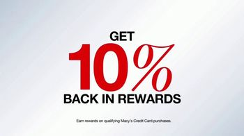 Macy's Thanks for Sharing TV Spot, 'Get More Rewards' - Thumbnail 4