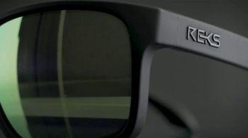 REKS Optics TV Spot, 'High Definition Lenses in Unbreakable Frames' - Thumbnail 8