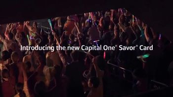 Capital One Savor Card TV Spot, 'The Kids Are Alright' Song by Prince - Thumbnail 2