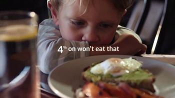 Capital One Savor Card TV Spot, 'The Kids Are Alright' Song by Prince - Thumbnail 5