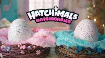 Hatchimals Hatchibabies: What Will You Hatch? thumbnail