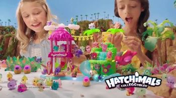 Hatchimals CollEGGtibles Tropical Party Playset TV Spot, 'Shine'