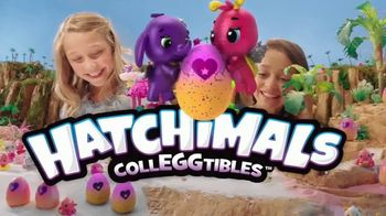 Hatchimals CollEGGtibles Tropical Party Playset TV Spot, 'Shine' - Thumbnail 1