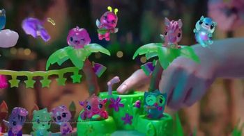 Hatchimals CollEGGtibles Tropical Party Playset TV Spot, 'Shine' - Thumbnail 7