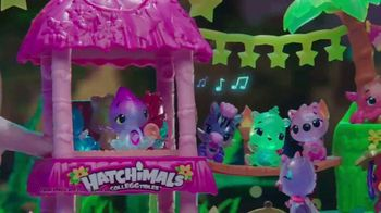 Hatchimals CollEGGtibles Tropical Party Playset TV Spot, 'Shine' - Thumbnail 8