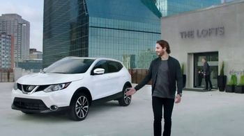 2018 Nissan Rogue TV Spot, 'Cheat Code' [T2] - Thumbnail 10