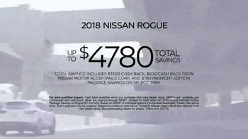 2018 Nissan Rogue TV Spot, 'Cheat Code' [T2] - Thumbnail 8
