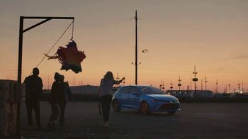 2019 Toyota Corolla Hatchback TV Spot, 'Piñata' Song by Rod Melancon [T1] - Thumbnail 10