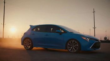 2019 Toyota Corolla Hatchback TV Spot, 'Piñata' Song by Rod Melancon [T1] - Thumbnail 7