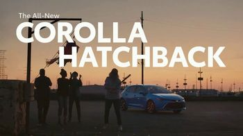 2019 Toyota Corolla Hatchback TV Spot, 'Piñata' Song by Rod Melancon [T1] - Thumbnail 9