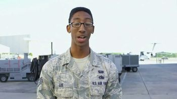 US Air Force TV Spot, 'Ask An Airman: Never a Dull Day' - Thumbnail 1