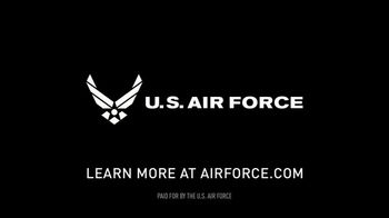 US Air Force TV Spot, 'Ask An Airman: Never a Dull Day' - Thumbnail 10