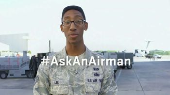 US Air Force TV Spot, 'Ask An Airman: Never a Dull Day' - Thumbnail 2