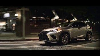 2019 Lexus NX 300 TV Spot, 'Always in Your Element' [T2] - Thumbnail 1