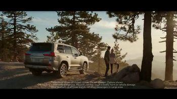 2019 Lexus NX 300 TV Spot, 'Always in Your Element' [T2] - Thumbnail 4