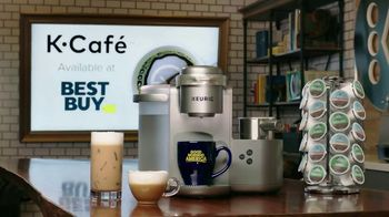 K-Cafe TV Spot, 'ABC: Coffee Break' - Thumbnail 10