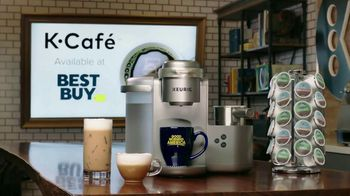 K-Cafe TV Spot, 'ABC: Coffee Break' - Thumbnail 9