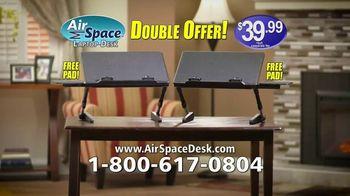 Air Space Desk TV Spot, 'Portable' - Thumbnail 10