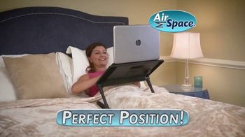Air Space Desk TV Spot, 'Portable' - Thumbnail 3