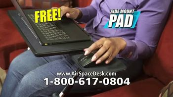Air Space Desk TV Spot, 'Portable' - Thumbnail 9