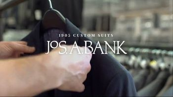 JoS. A. Bank 1905 Custom Suit TV Spot, 'Personal Touches' - Thumbnail 1
