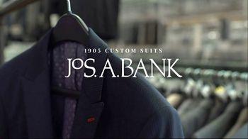JoS. A. Bank 1905 Custom Suit TV Spot, 'Personal Touches' - Thumbnail 2