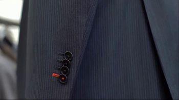 JoS. A. Bank 1905 Custom Suit TV Spot, 'Personal Touches' - Thumbnail 7