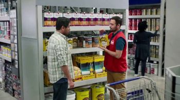 Lowe's TV Spot, 'Game-Changer: 25 Percent Off Paints & Stains' - Thumbnail 1