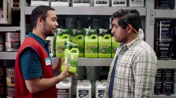 Lowe's TV Spot, 'Game-Changer: 25 Percent Off Paints & Stains'