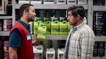 Lowe's TV Spot, 'Game-Changer: 25 Percent Off Paints & Stains' - Thumbnail 4