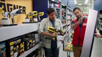 Lowe's TV Spot, 'Game-Changer: 25 Percent Off Paints & Stains' - Thumbnail 6