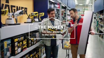 Lowe's TV Spot, 'Game-Changer: 25 Percent Off Paints & Stains' - Thumbnail 7