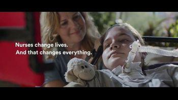 Johnson & Johnson TV Spot, 'Nurses Change Lives' - Thumbnail 10