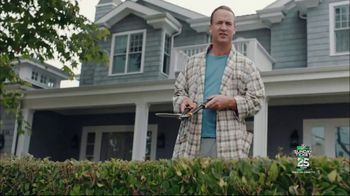 DIRECTV NFL Sunday Ticket TV Spot, 'Wide Open Sundays' Feat. Peyton Manning - 40 commercial airings