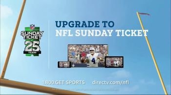 DIRECTV NFL Sunday Ticket TV Spot, 'Wide Open Sundays' Feat. Peyton Manning - Thumbnail 10