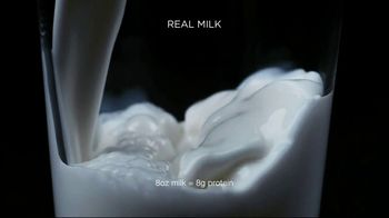 America's Milk Companies TV Spot, 'Real Milk'