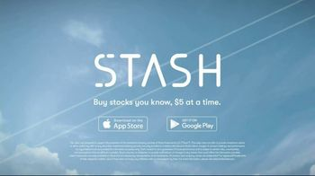 Stash TV Spot, 'Invest in Your World' - Thumbnail 8