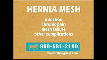Relion Group TV Spot, 'Hernia Surgical Mesh Settlement' - Thumbnail 3