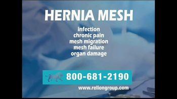 Relion Group TV Spot, 'Hernia Surgical Mesh Settlement' - Thumbnail 6