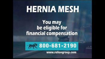 Relion Group TV Spot, 'Hernia Surgical Mesh Settlement' - Thumbnail 7