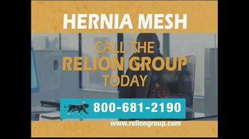Relion Group TV Spot, 'Hernia Surgical Mesh Settlement' - Thumbnail 9